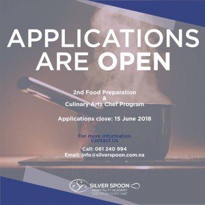 Applications are open